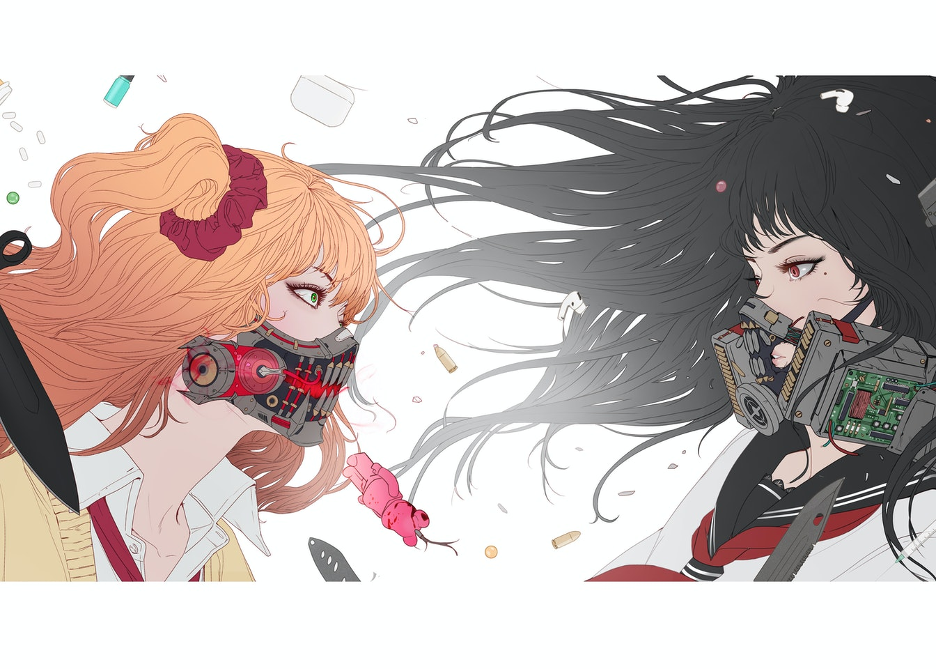 The Girls of Armament