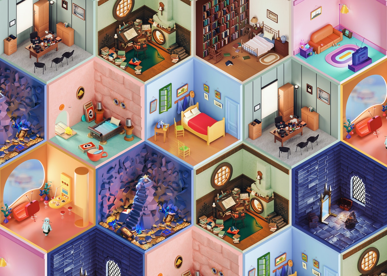 Toy Rooms